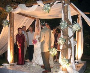 Еврейский стиль свадьбы 5